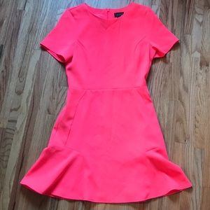 Topshop Dress Size 4 with Flare